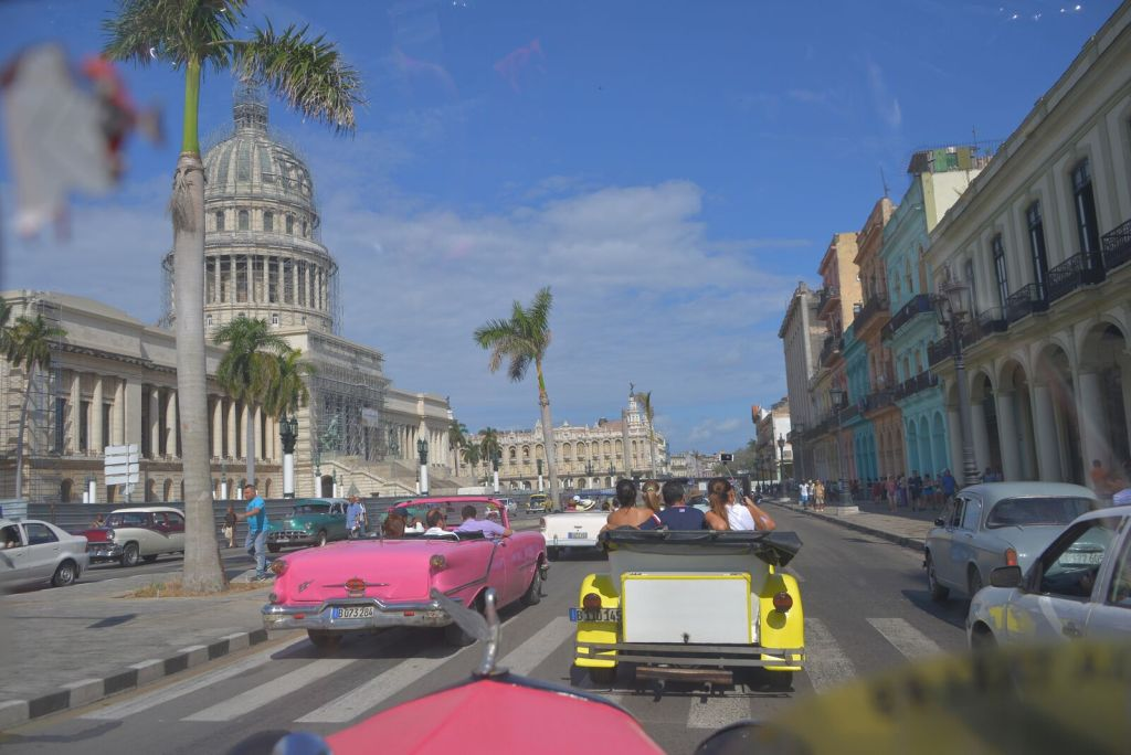 how to yachting in cuba with toca trips, Classic Car City Tour